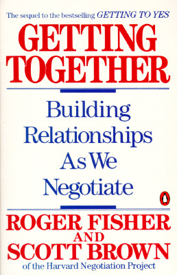 Getting Together By Fisher, Roger/ Brown, Scott